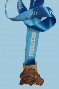 Medaille Mazda-IGA-Lauf