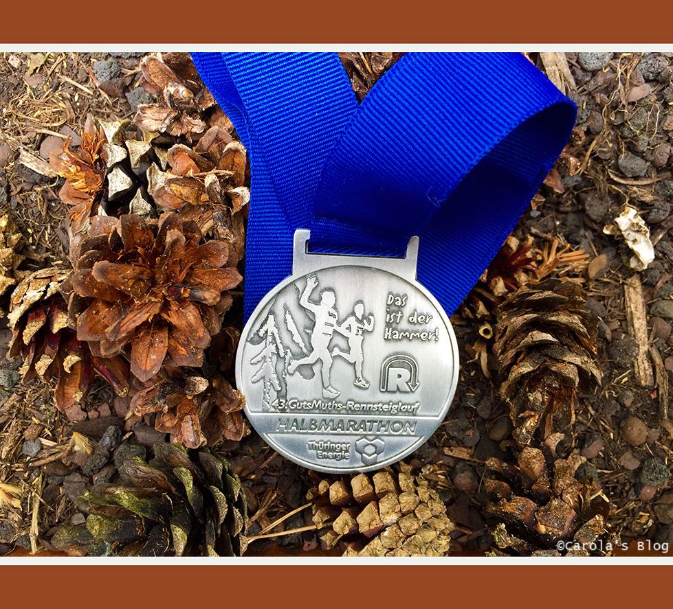 43. Gutsmuths Rennsteiglauf, Halbmarathon
