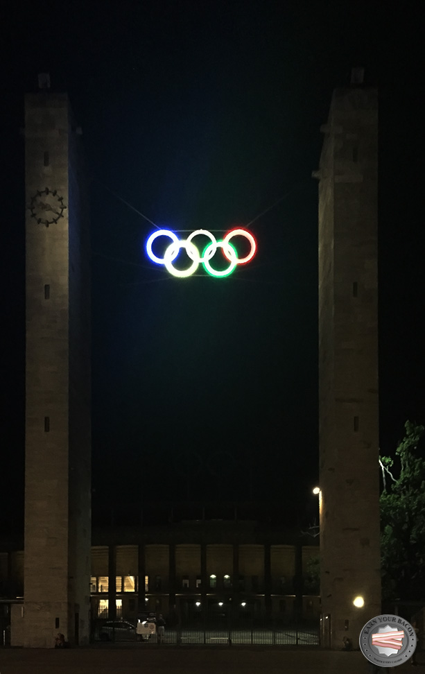 Olympic Night - olympiastadion