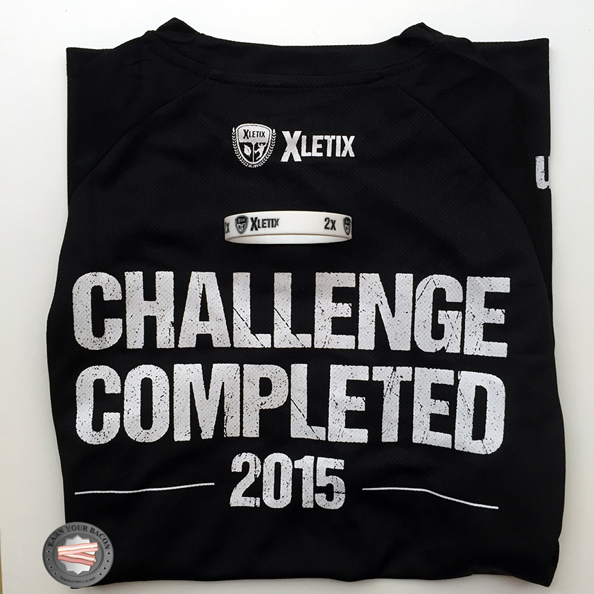 XLETIX Shirt Band