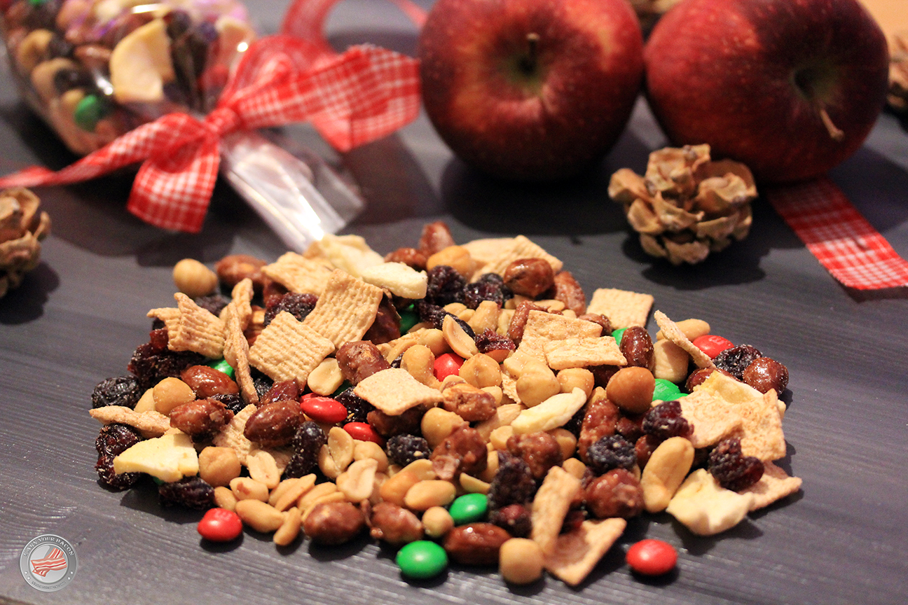 xmas trail mix