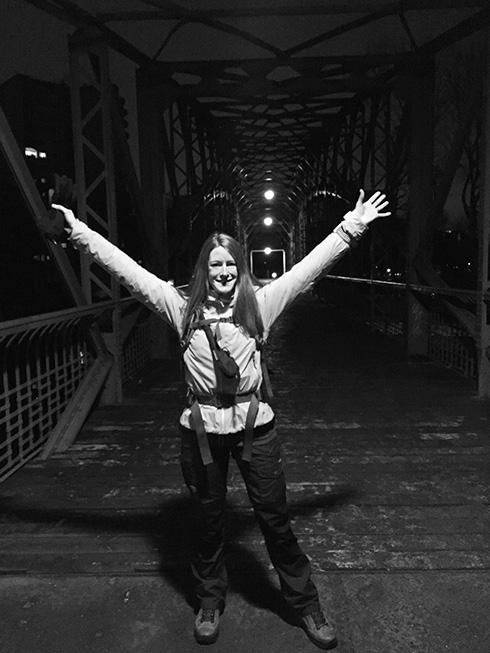 Berliner Polarnacht Brücke