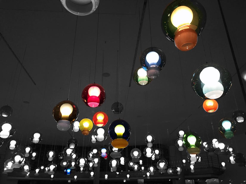 Berliner Polarnacht Lampen