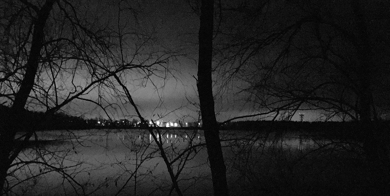 Berliner Polarnacht Tegeler See