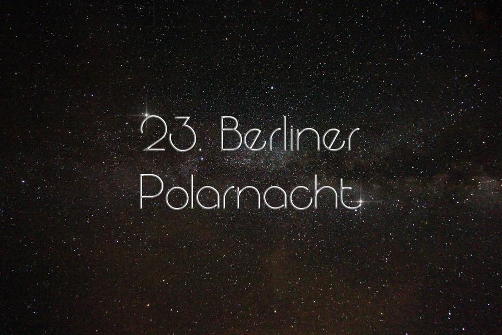 23 Berliner Polarnacht Wandern Kann Hammerhart Sein Oder Der Unbekannte Mammutmarsch
