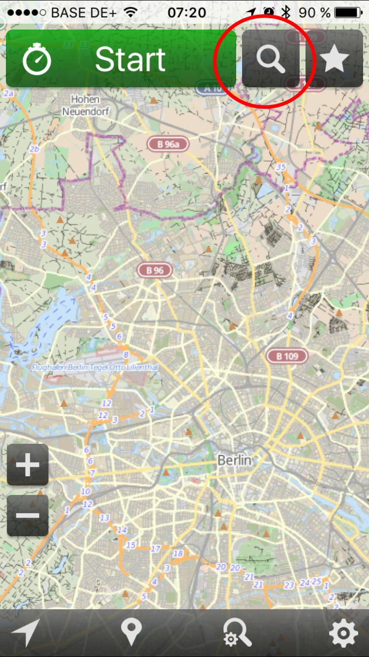 GPSies iOS3a
