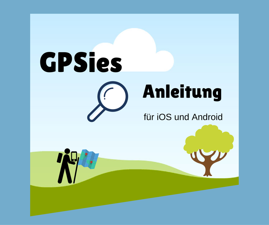 GPsies Anleitung