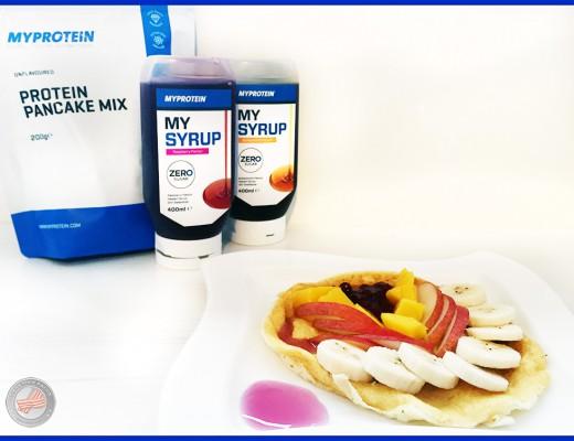 myprotein_pancake fruits