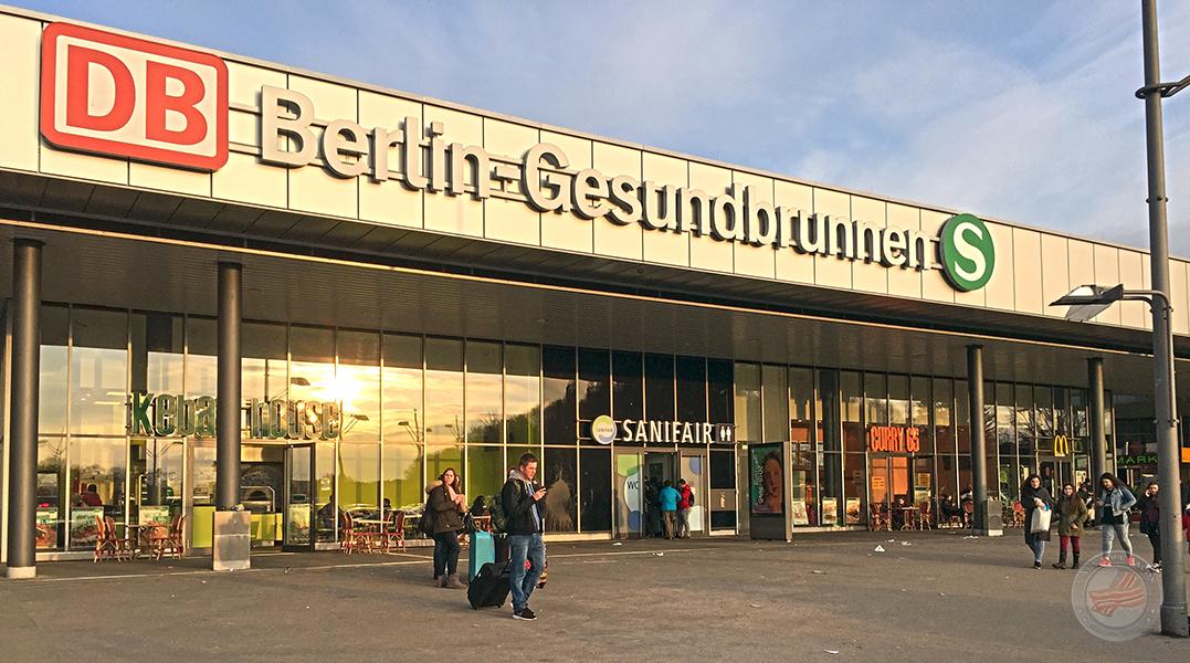 Mammutmarsch 3 - Berlin Gesundbrunnen