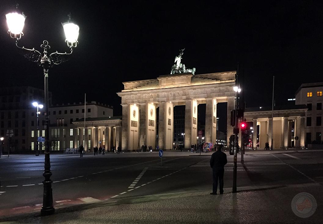 Mammutmarsch 3 - Brandenburger Tor