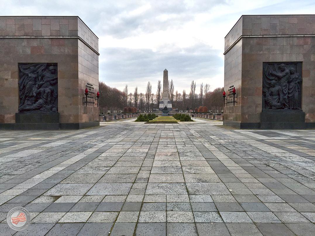 Mammutmarsch 3 - Sowjetisches Ehrenmal Schönholz