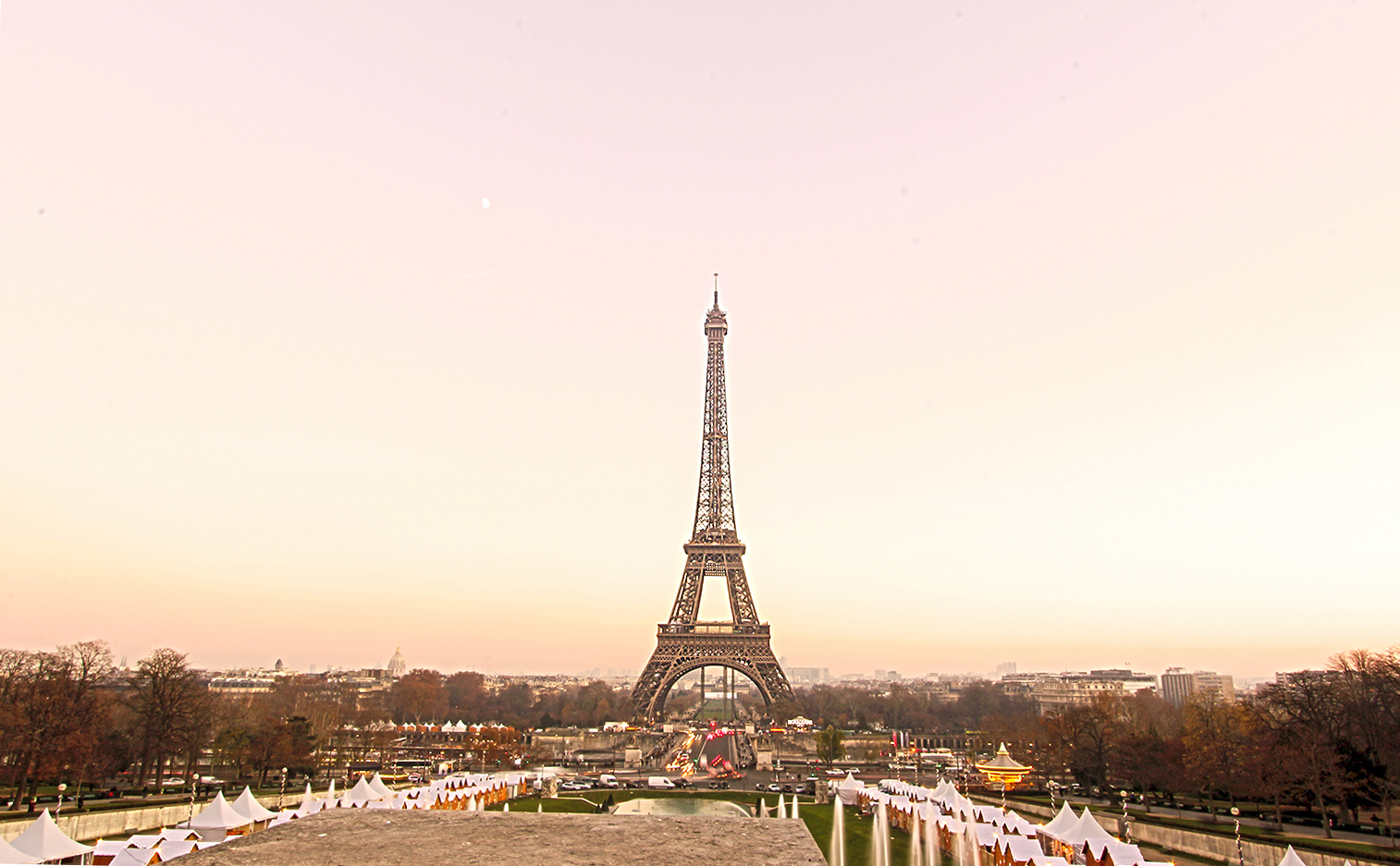 Paris Eiffeltower 1