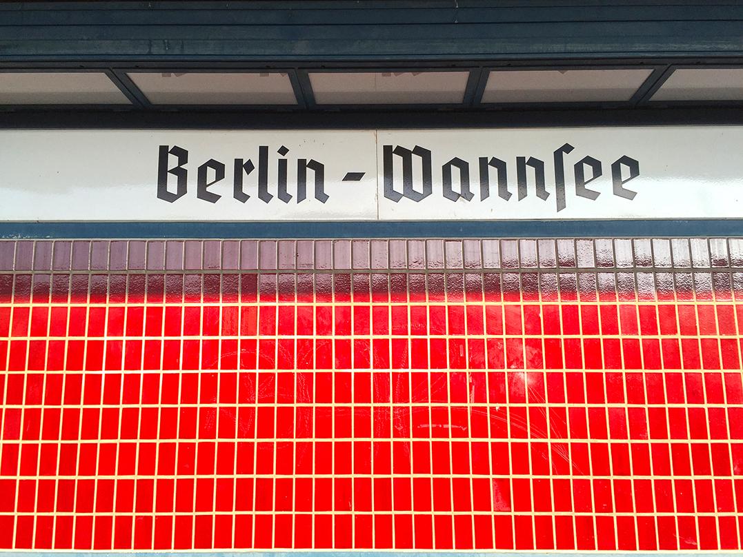 Mammutmarschtraining 5 Wannsee