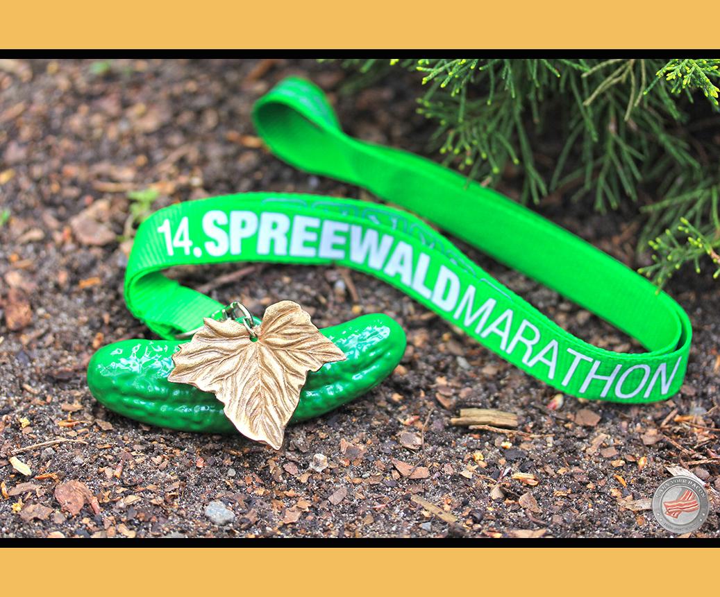 14. Spreewaldmarathon 2016, Gold
