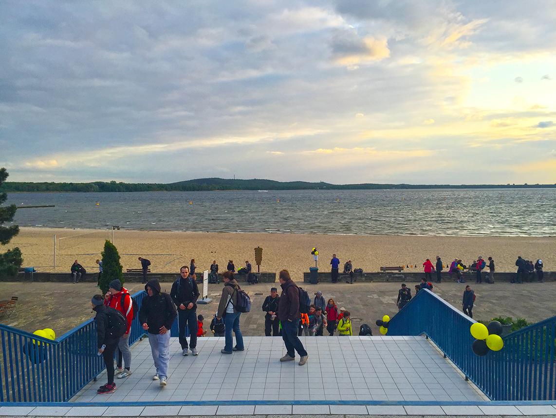 Mammutmarsch 2016 Strandbad Müggelsee3