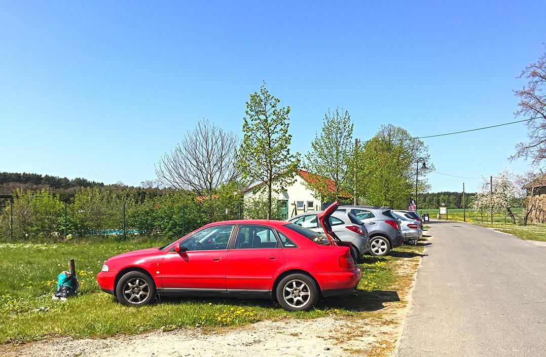 RK6 - Parkplatz Wahlsdorf