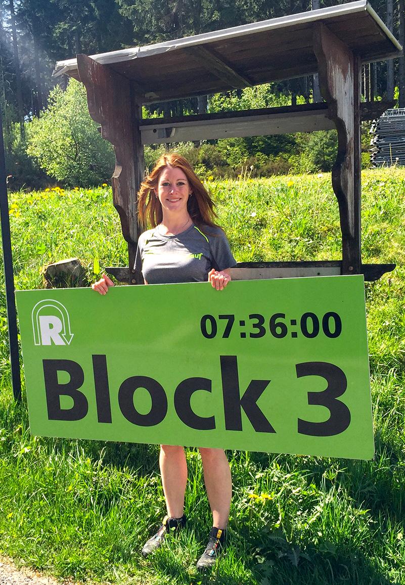 Rennsteiglauf 2016 Carola Keßler Block 3