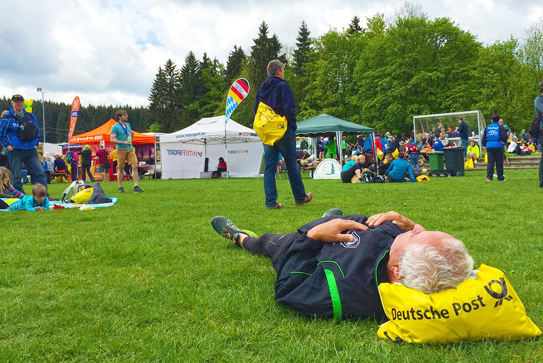 Rennsteiglauf 2016 Schmiedefeld Relaxen