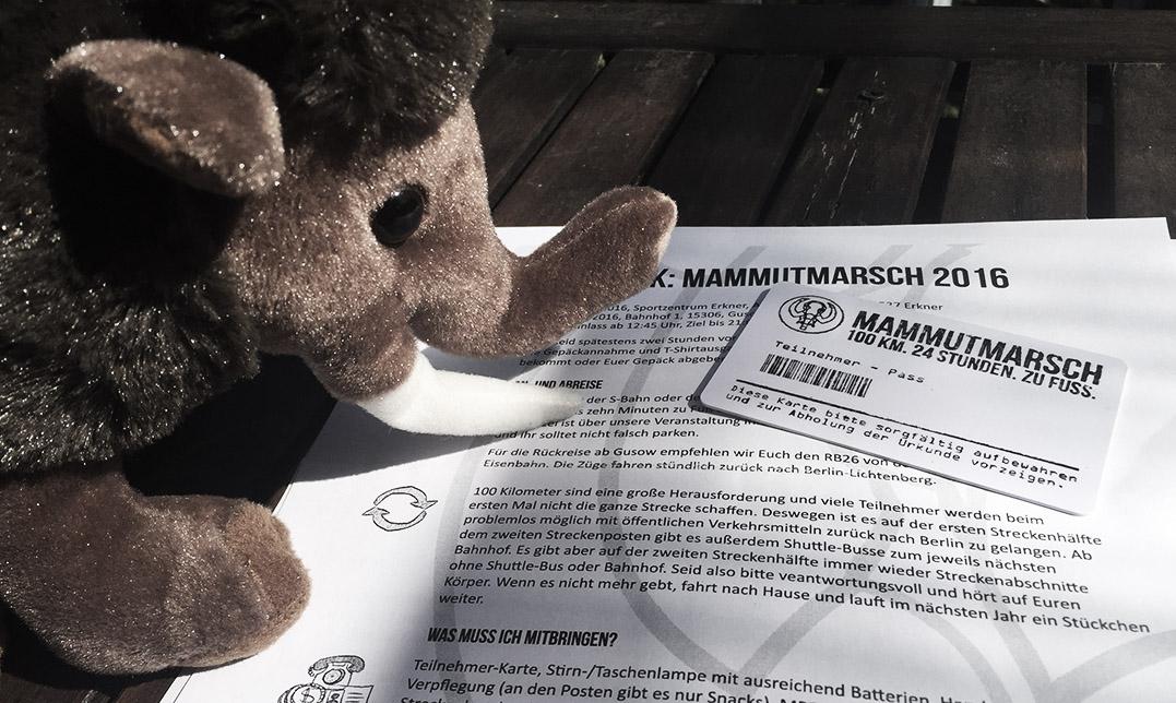 mammutmarsch