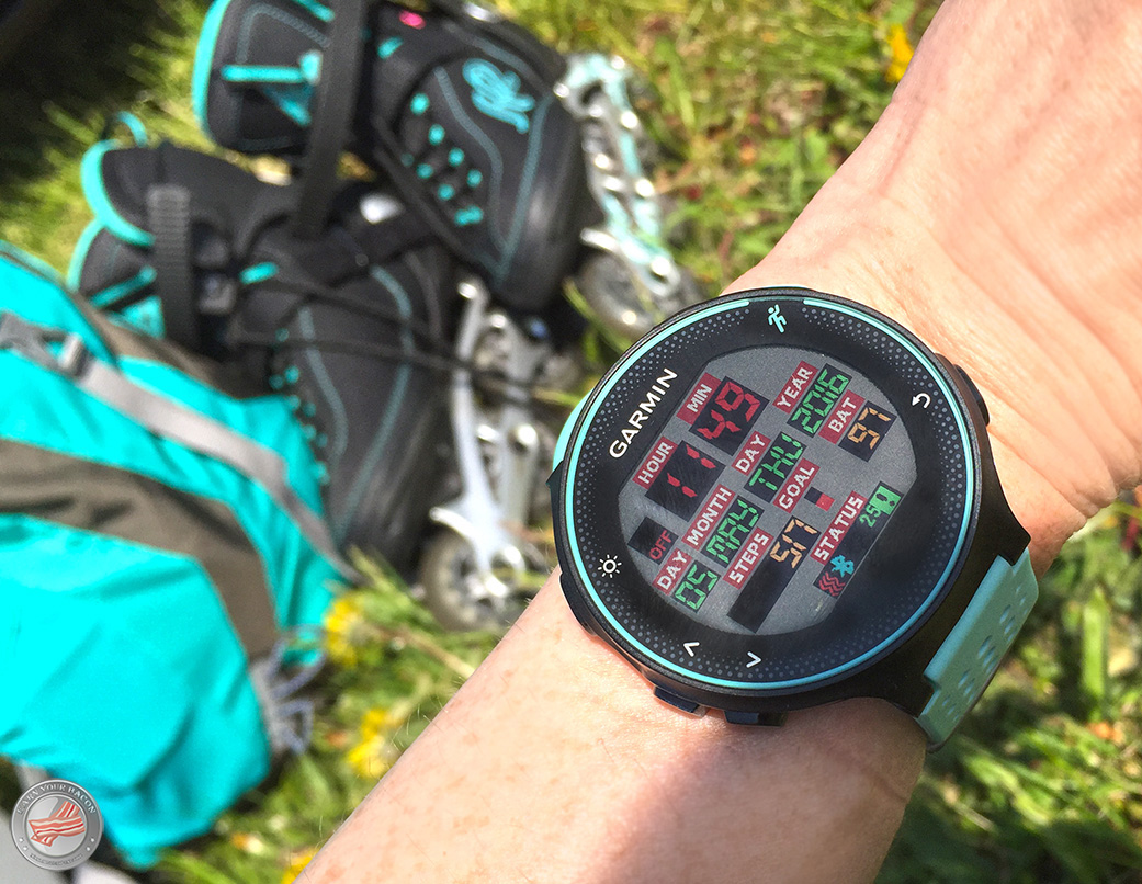 Garmin Forerunner 235 Connect Watchfaces