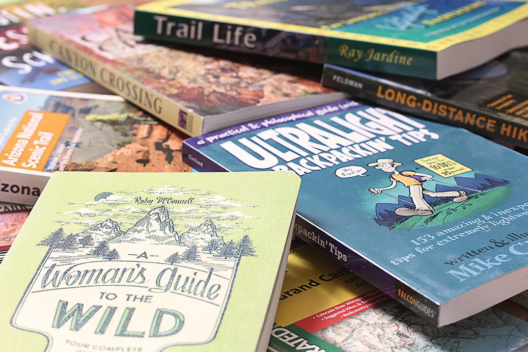 Arizona Trail Literatur1